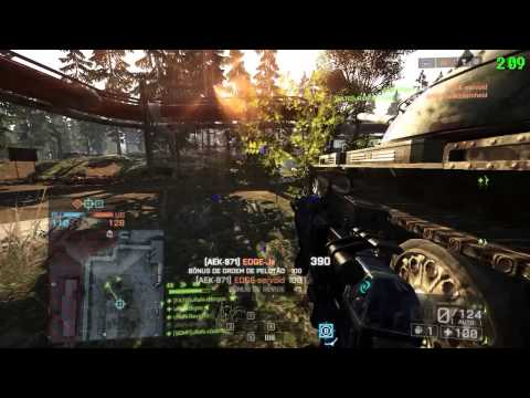 Bigas | Battlefield 4 | Competitive Highlights 6 (The last for team uRaN) thumbnail