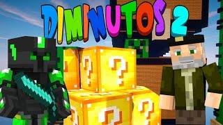 DIMINUTOS MAPA!! c/ sTaXx   Lucky Blocks Epic Race