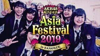 MNL48 at AsiaFest_Bangkok, Thailand