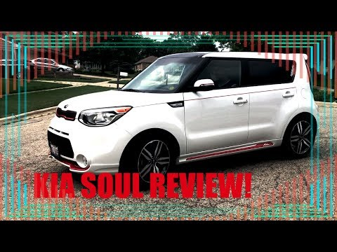 2014 Kia Soul Sport Red Zone Car Review and Road Test