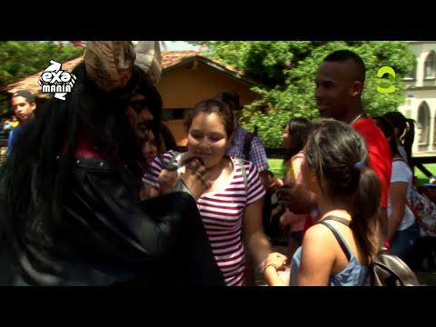 El Inframundo de Athan - Parque Diversiones Costa Rica - 2014