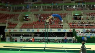Rio de Janeiro - Test Event: Ludovico Edalli / Sbarra (qualifiche)