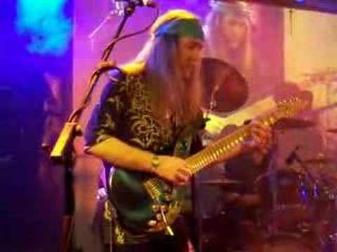 Uli Roth @ The Spirit of 66 Belgium All along the watchtower