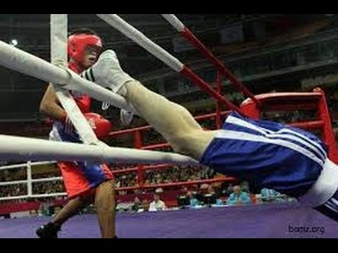 Приколы в боксе funny in boxing 2016