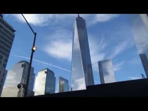 One World Trade Center, NYC in September 2014: Six Views