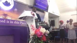 Disgracing the Forces of the Night  - SU140816 - Pastor Dotun Salako