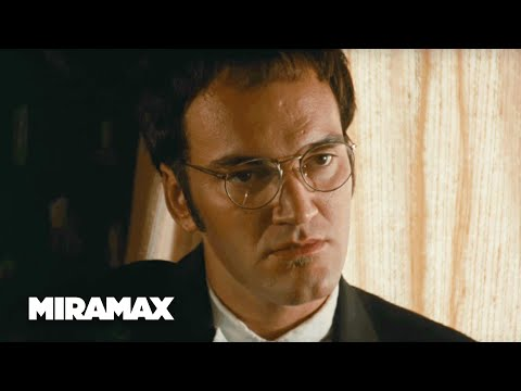 From Dusk Till Dawn | 'Getting to Know You' (HD) - George Clooney, Quentin Tarantino | MIRAMAX