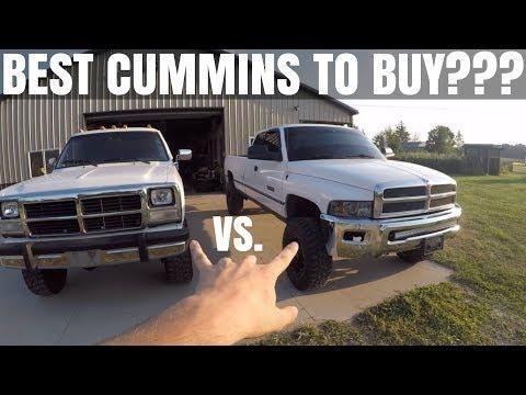 BEST CUMMINS TO BUY???