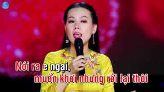 Sầu Tím Thiệp Hồng Karaoke -  Lưu Ánh Loan ft Đoàn Minh