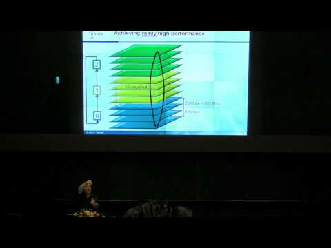 Steve Teig: Going beyond the FPGA with Spacetime (FPL2012 Keynote)