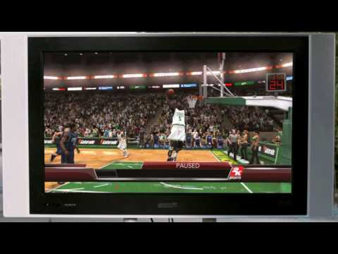 Kevin Garnett - NBA 2K9 Commercial #4 - Cool Kids