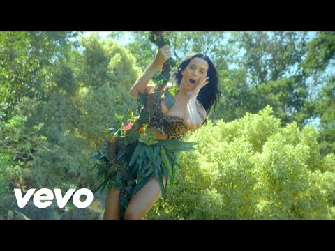 Katy Perry - Roar: Queen of the Jungle (Music Video Preview)