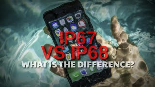 IP67 VS IP68 | WHAT DOES IT MEANS | EXPLAINED | TECH2MAKE