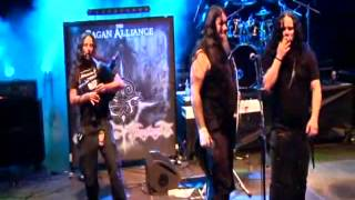 Eluveitie & Finntroll - Inis Mona (Masters Of Rock 2011)