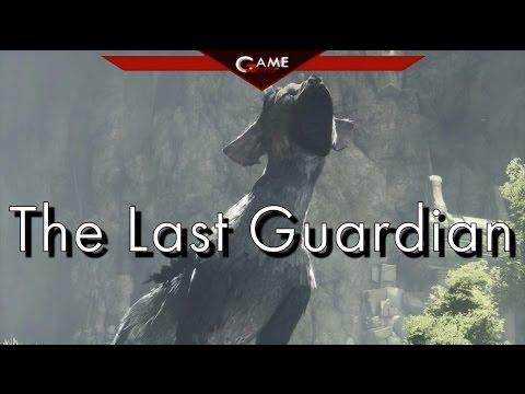 Превью обзор The Last Guardian