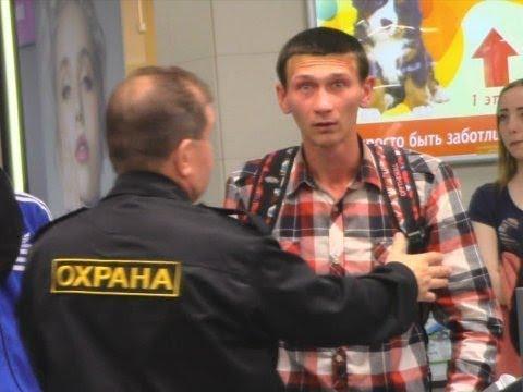 Саратовских гопников ТЦ Победа Плаза взяли на карандаш