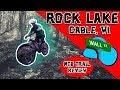 "Cable, WI Rock Lake Trail Review ""Home of Wall Street"" (Commentary)"