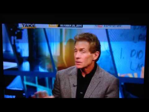 Should Skip Bayless Get Suspended For His Comments Regarding Why Kobe Bryant Sells Sneakers?