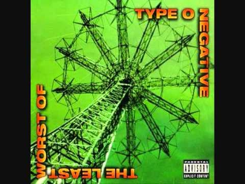 Type O Negative - 12 Black Rainbows