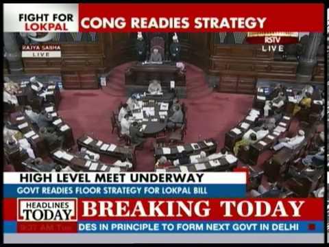 Lokpal bill: Kamal Nath, V Narayanaswamy meet Rahul Gandhi
