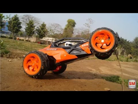 Saffire 1:12 2.4G Crazy Racing Drift CarUnboxing and Test.Best RC Car Under 1000Rs by gadgets lover