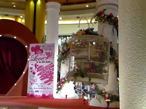 Valentine's Day Stage In Sunway Pyramid