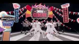 365 DABAND- HAI CÔ TIÊN ( DANCE VERSION)[OFFICIAL]