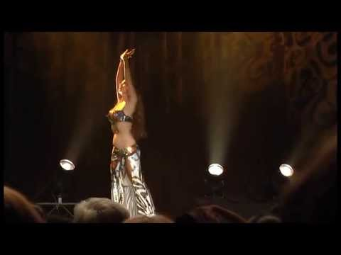 Amazing Bellydancer Sadie in Paris 2014 (13) HD