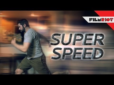 Quicksilver Super Speed Effect!