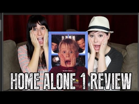 Home Alone 1 Movie Review video