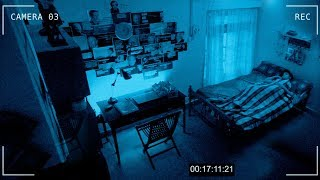 Ghost in Actress Anjali Bedroom | Exclusive CCTV Footage | Telugu Filmnagar