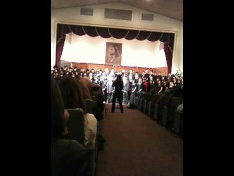 Newbury Park Adventist Academy Choir