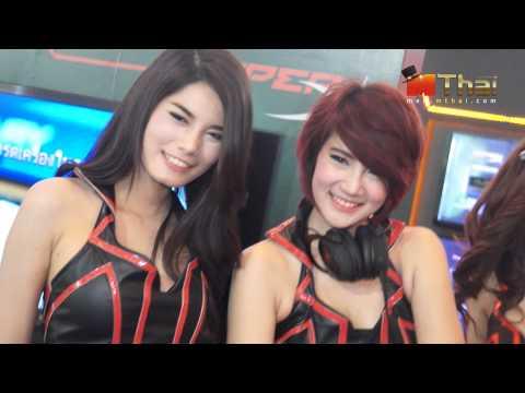 Pretty Ladies Thailand Game Show 2014 : Thailand