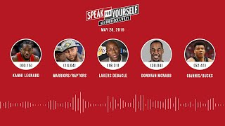 SPEAK FOR YOURSELF Audio Podcast (5.28.19) with Marcellus Wiley, Jason Whitlock | SPEAK FOR YOURSELF