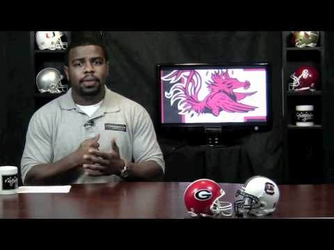 Football Gameplan's 2010 NCAA Week 2 Preview (Georgia at South Carolina)