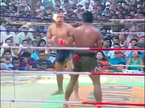 Tun Tun Min ( Myanmar ) vs Berneung TopKing ( Thailand ) Lethwei Challenge Fight 2016