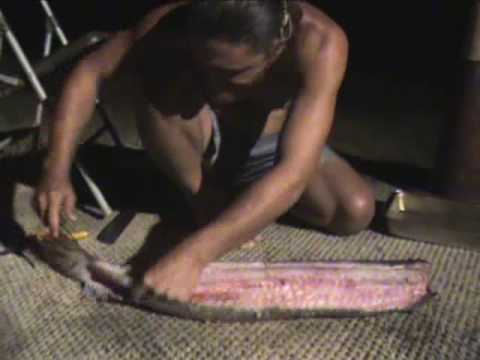 Juggers Part 10 (How To Skin A Gar Fish)