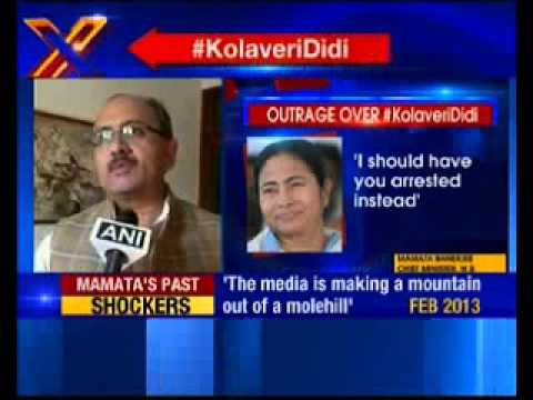 Shibaji Panja's arrest makes Mamata Banerjee furious at media