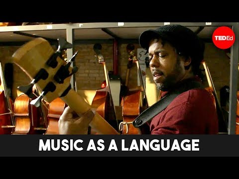 Music As A Language - Victor Wooten video