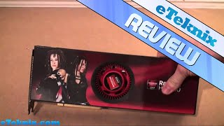 Sapphire Radeon HD 6990 4GB Graphics Card Unboxing and Review