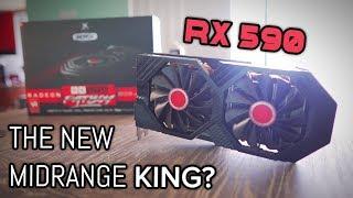 RX 590 Vs. GTX 1060, 1070, RX 580 - The New Mid-Range King...?