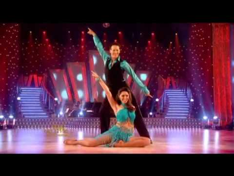 SCD Kelly Brook & Brendan Cole Samba (Week 8)