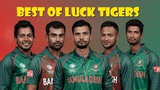 Bagher Gorjon   Best of luck Tigers
