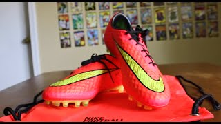 2014 Neymar & Lewandowski Boots: Nike HYPERVENOM - Unboxing