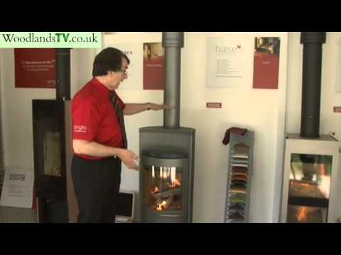 Efficient wood burning stoves for firewood