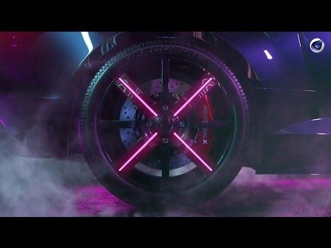 The making of Nike MercurialX / Simon Fiedler