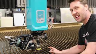How Does a Waterjet Work? Waterjet 101