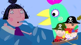 Ben and Holly's Little Kingdom - Redbeard's Rainbow - Compilation - HD Cartoons for Kids