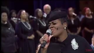 Fantasia - You've Got A Friend / Precious Lord (Aretha Franklin Homegoing)