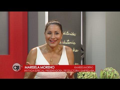 Invitada Especial: Marisela Moreno, presentadora, productora y empresaria